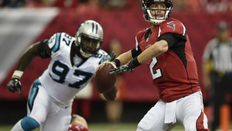 Ryan, Quinn on overcoming Super Bowl hangover; Hurney on returning to Panthers