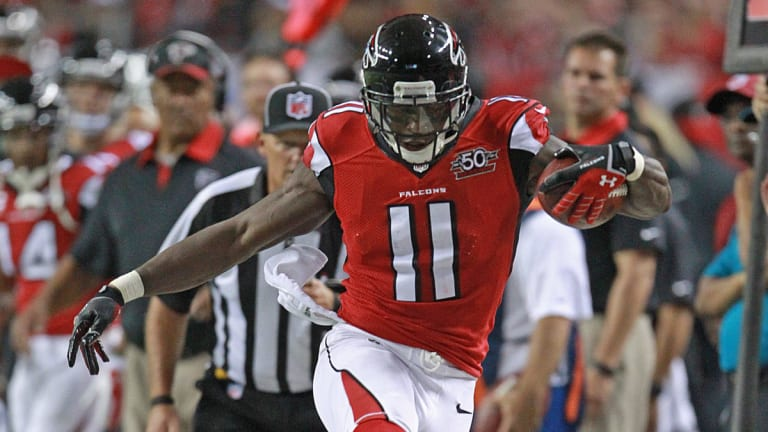The Sunday GPS: It's last call for Falcons to save season