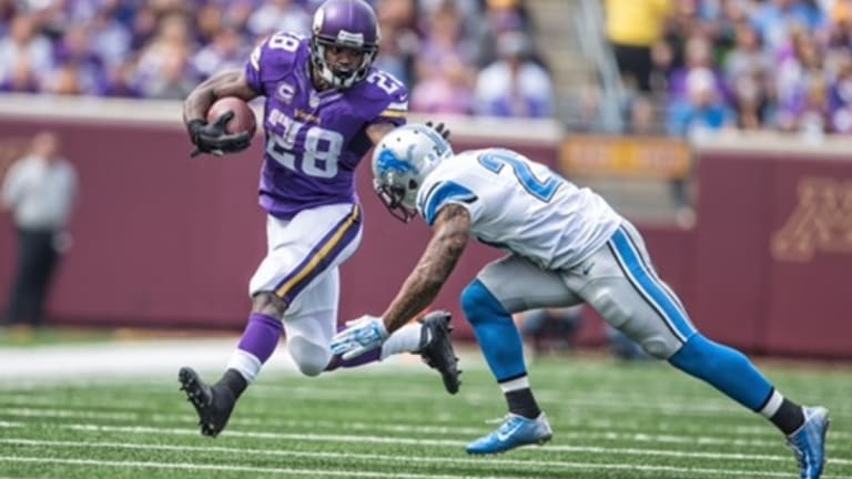 NFL defenses and history standing in Adrian Peterson's way in 2018
