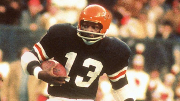 James Harris recalls his quarterbacking roots ... and his NFL dream