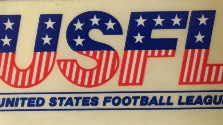"TOFN ""5 Games"" podcast: Stars QB Chuck Fusina recalls the last title and last USFL season"