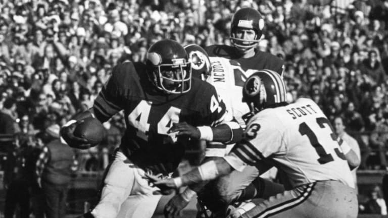 State Your Case: Chuck Foreman