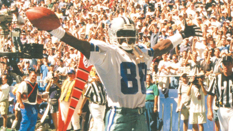 "Kelly, Irvin recall how the ""U'' became NFL spawning ground"