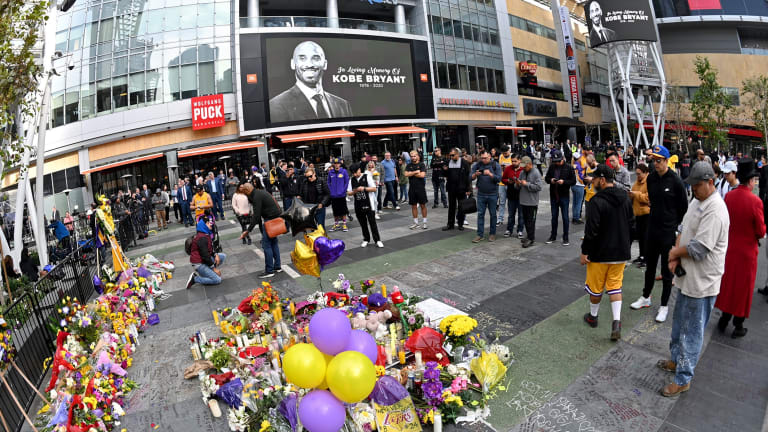 Kobe, Tragedy And The Ties That Bind