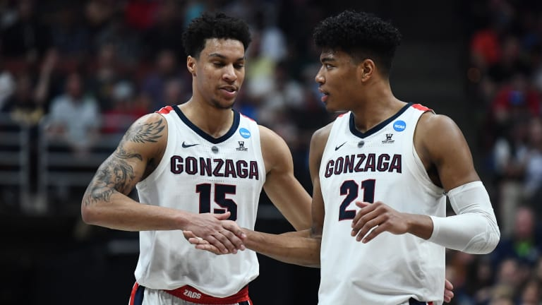 Gonzaga Has Look Of NCAA Champion in West Regional Win over Florida State