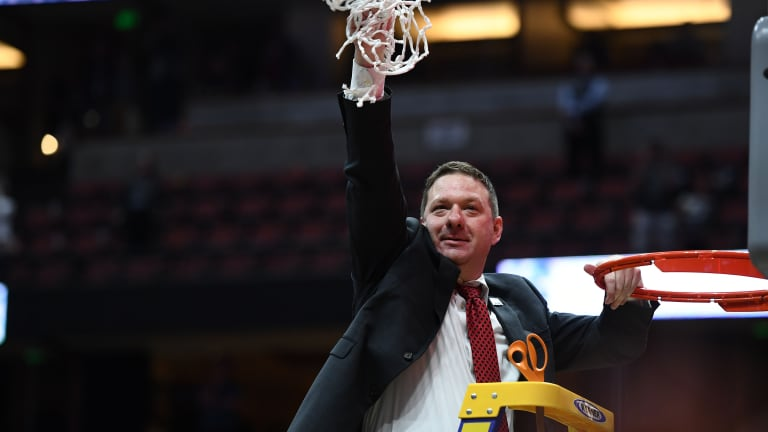 Texas Tech (And Its Radio Network) Scramble to Make Final Four History