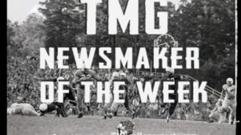 TMG Newsmaker of The Week: Chase Young