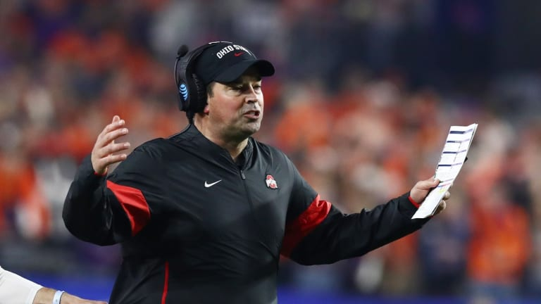 For Buckeyes, Heartache at Not Being Able to Finish. But They Will Be Back.