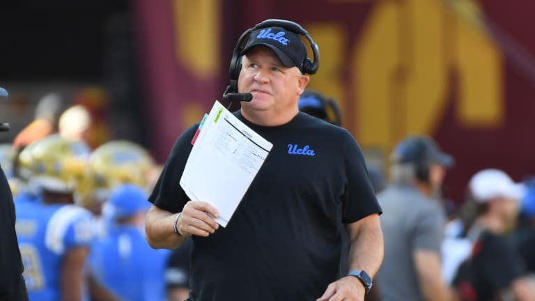 As UCLA Enters Spring It's Time to Admire the 'Genius' Of What Chip Is Doing
