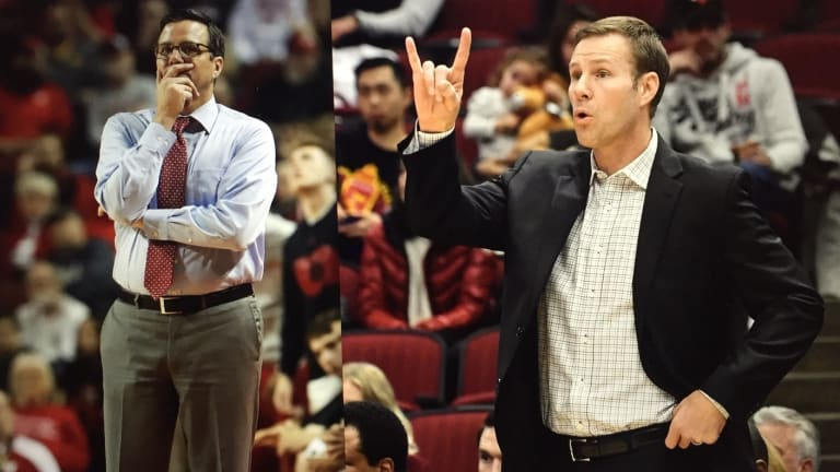 Tim Miles Out, Fred Hoiberg In. Nebraska Aims High, Shucks Image