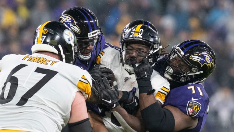 Updated Personnel Tracker for Ravens
