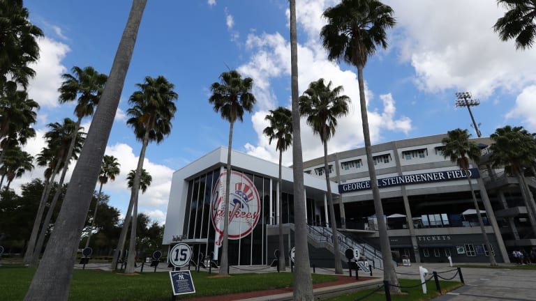 REPORT: Second Yankees Minor Leaguer Tests Positive For Coronavirus