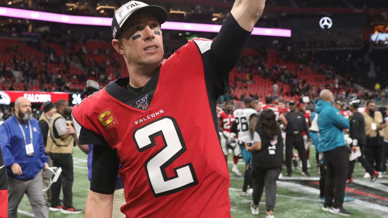 Roundtable: Falcons' new uniforms