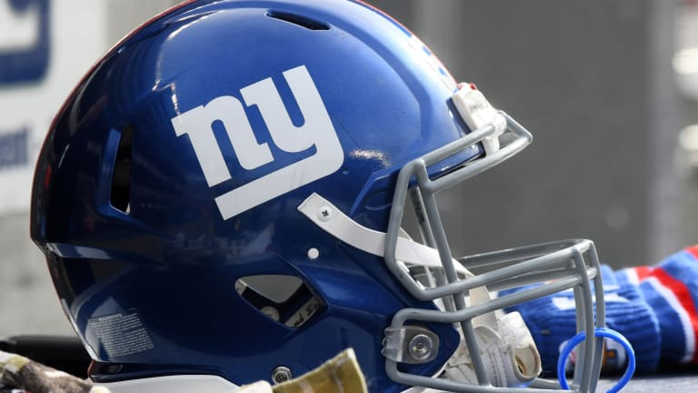 Giants Undrafted Free Agent Tracker