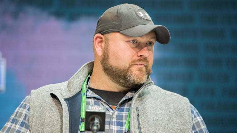 NFL executive Marc Ross: New York Jets Jets GM Joe Douglas signed 'solid types' in free agency
