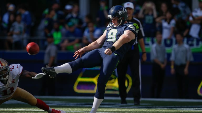 Former Seahawks P Jon Ryan Diagnosed with Skin Cancer