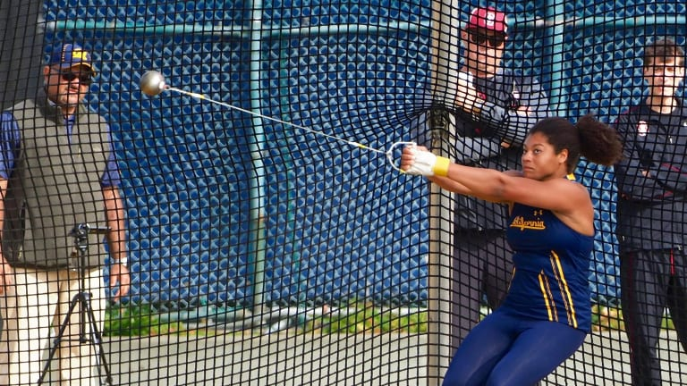Cal Track: Camryn Rogers' Tokyo Olympics Dream Has Been Put on Hold Until 2021
