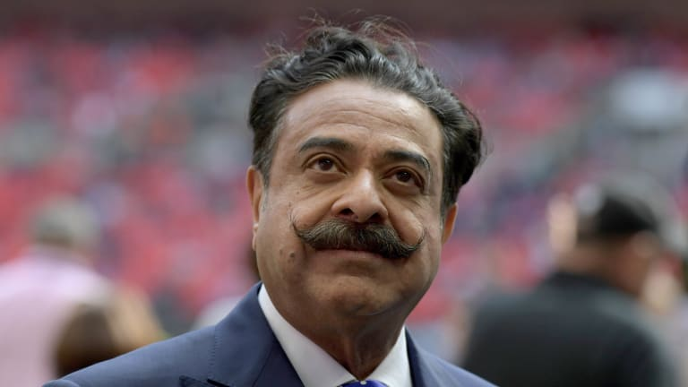 Jaguars Owner Shad Khan Donates $1 Million to Support Northeast Florida's Response to COVID-19 Outbreak