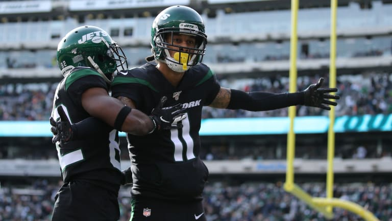 Robby Anderson reunites with Matt Rhule in Carolina, leaves the Jets