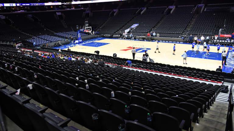 Sixers' Organization Plans to Make Pay Cuts During NBA Hiatus