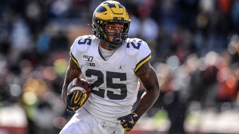 Why Michigan Needs A Stout Rushing Performance Against Minnesota