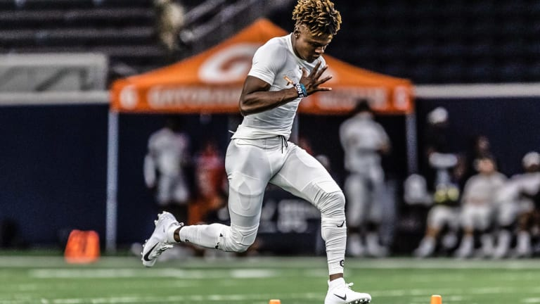 '21 WR Board Filled With Bevy Of Standout Prospects
