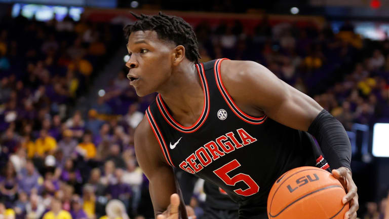 Is Edwards Best Option As Top Overall Pick In NBA Draft?