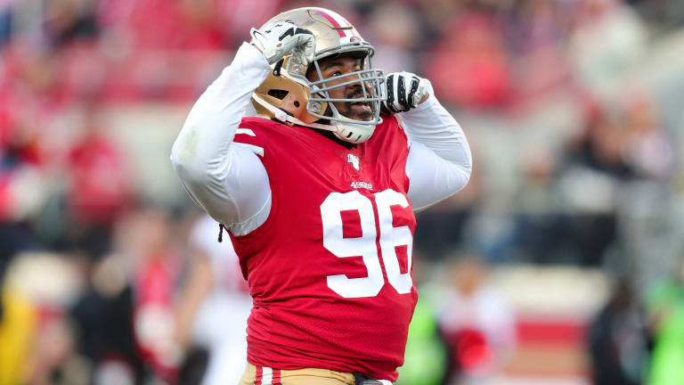 Report: DT Sheldon Day Will Leave 49ers to Sign With Colts