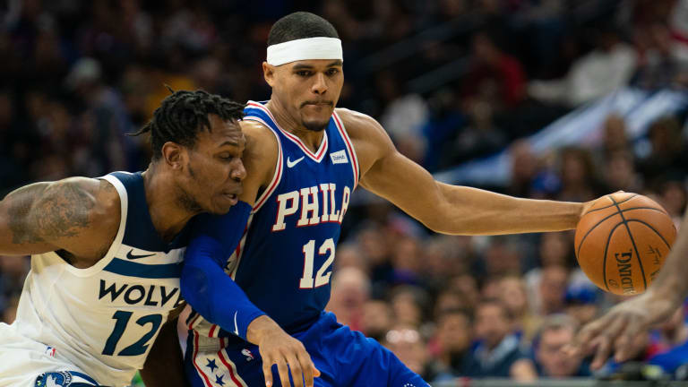 NBC Sports Philly Aired a 2K Simulation of Sixers vs. Timberwolves on Wednesday Night