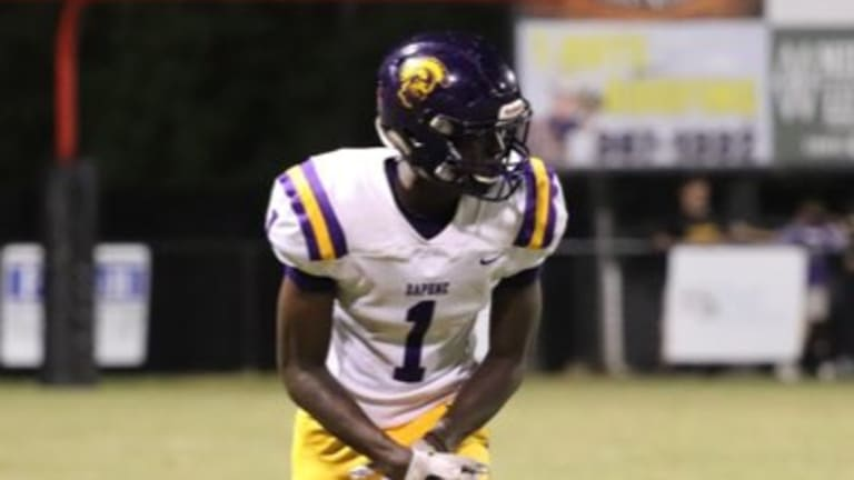 Former In-State Product 2021 WR Malik McClain Discusses Offer From Alabama