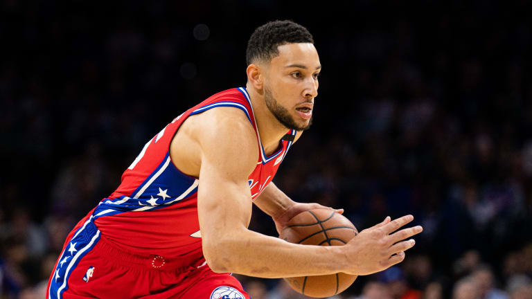 Sixers' Michael Rubin is Proud of Ben Simmons for Starting 'The Philly Pledge'