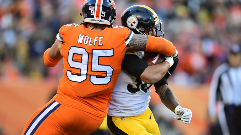 As Derek Wolfe Eyes Championship in Baltimore, He Will Be Sorely Missed in Denver
