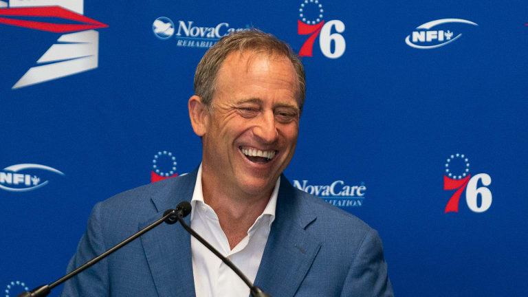 76ers Managing Partners Josh Harris, David Blitzer Make Two More Generous Donations
