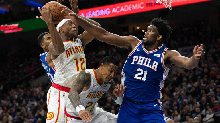 Joel Embiid Teams up With Sixers' Partners to Donate Seven-Figures