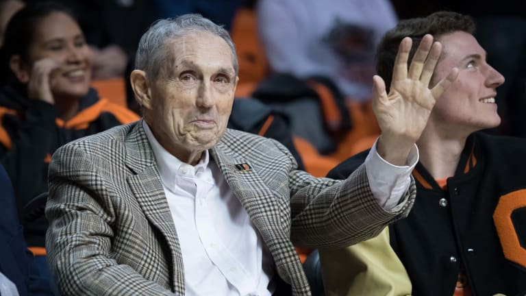 Report: Eddie Sutton to Be Inducted into 2020 Naismith Hall of Fame