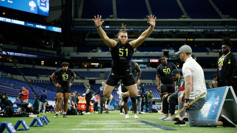 New York Jets NFL Draft profile: Alabama left tackle Jedrick Wills