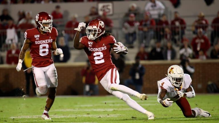 NFL Draft profile: Oklahoma wide receiver CeeDee Lamb