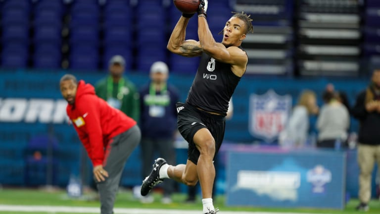 Seven-Round NFL Mock Draft 8.0: Trades for the New York Jets net multiple picks and starters
