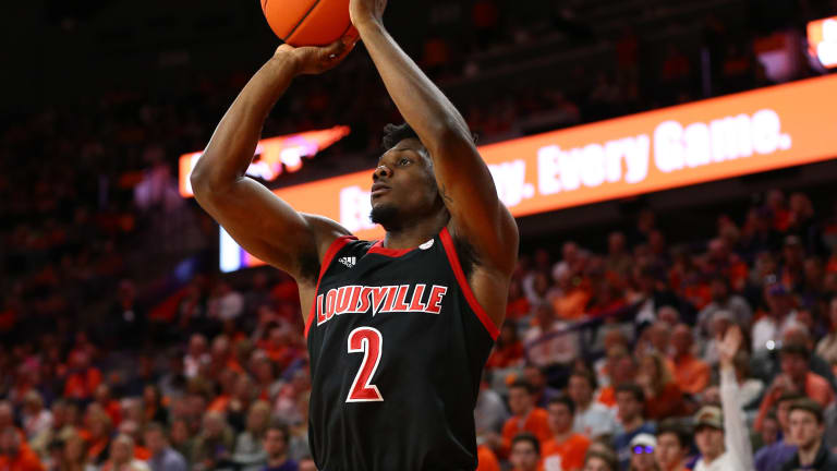 """Chris Mack """"not shocked"""" at Darius Perry's decision to transfer"""