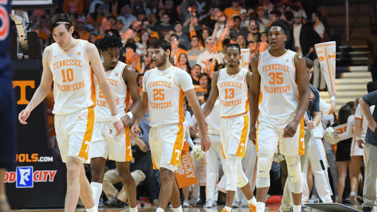 Vols Among Nation's Best in Sports Illustrated Way Too Early Top 25