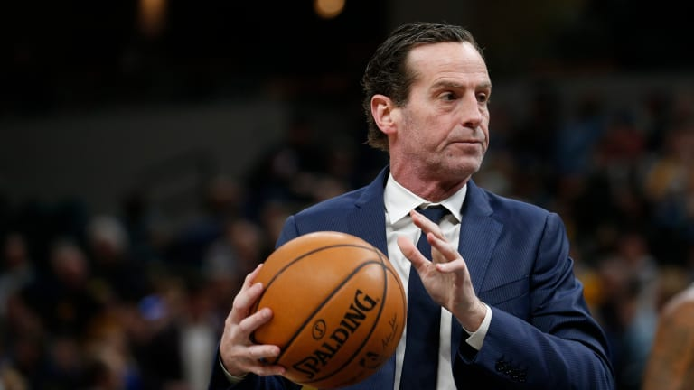 Atkinson receiving 'internal support' in Knicks' search for coach