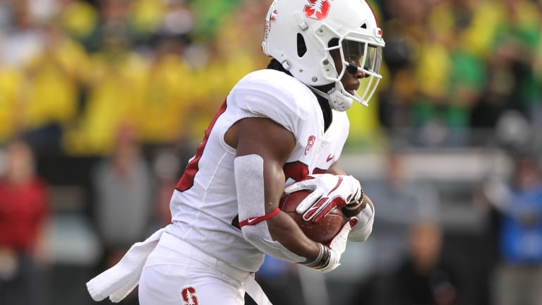 No. 7 Stanford invades No. 8 Notre Dame in battle of unbeatens