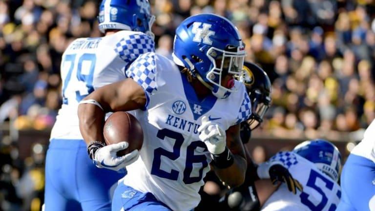 No. 6 Georgia, No. 9 Kentucky meet in pivotal SEC East game
