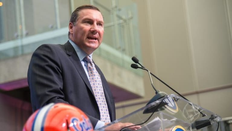 Dan Mullen era begins at Florida, with eye on offense