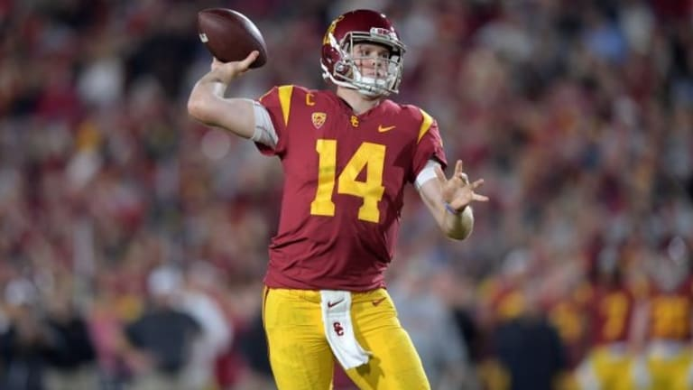 Best QB prospects are functionally mobile