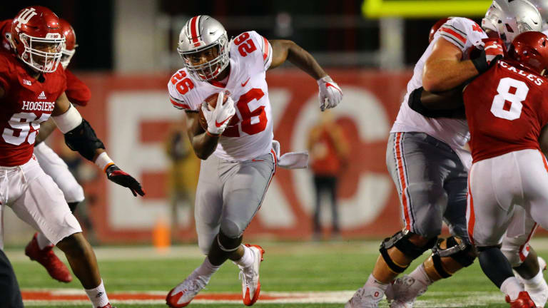 RB Williams reportedly eligible at North Carolina