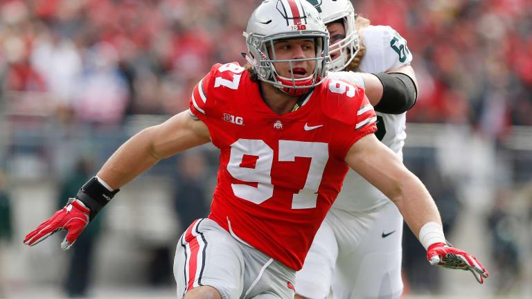 2019 Prospect Peek: Ohio State DE Nick Bosa