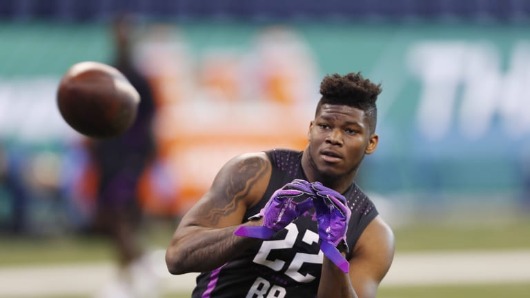 Seahawks' top pick RB Penny shined at San Diego State