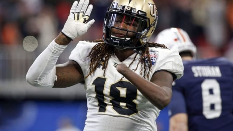 Exclusive: Why LB Griffin slid to fifth round