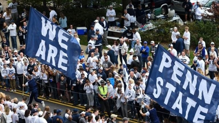 Heart condition forces Penn State OL Asiedu to retire